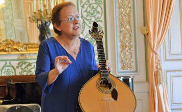 Luísa Amaro apresenta 'Mar Magalhães' no Museu do Oriente