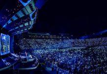 Ed Sheeran esgota Estádio da Luz em oito horas