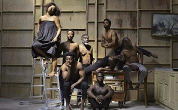 'Os Negros' no Teatro Municipal de Matosinhos-Constantino Nery