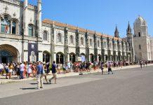 Bilhetes para Mosteiro dos Jerónimos e Museu Nacional de Arqueologia em máquinas automáticas