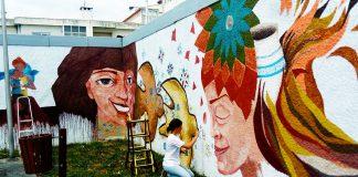 Arte Urbana enriquece memória cultural das freguesias de Famalicão