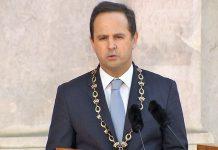 Habitação ocupa discurso do presidente da Câmara de Lisboa no 5 de Outubro