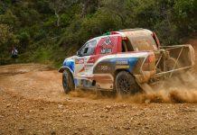 Alejandro Martins vence na Baja de Loulé