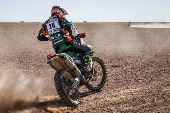 Mário Patrão vence prólogo do Morocco Desert Challenge