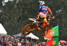 Jeffrey Herlings vence em Águeda