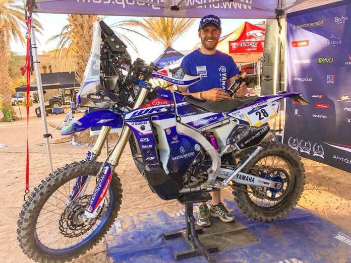 António Maio inicia Dakar Series no Merzouga Rally em boa posição