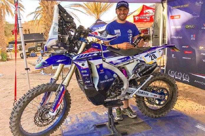 António Maio termina em quarto no Dakar Challenge