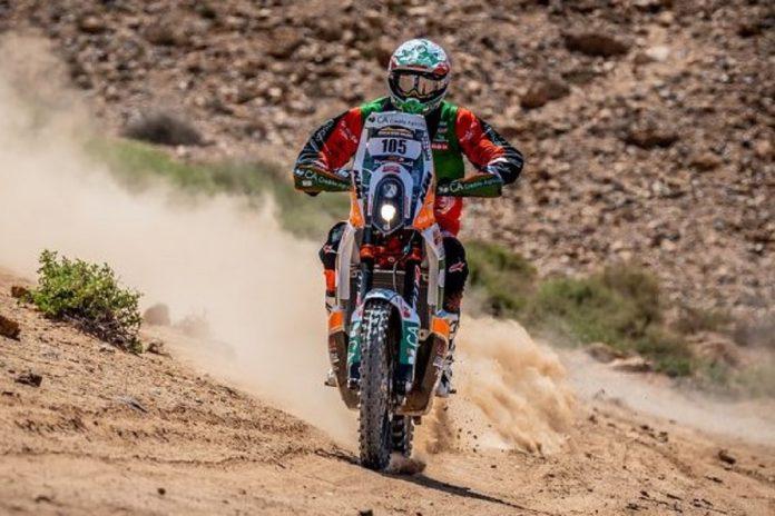 Mário Patrão lidera no Morocco Desert Challenge