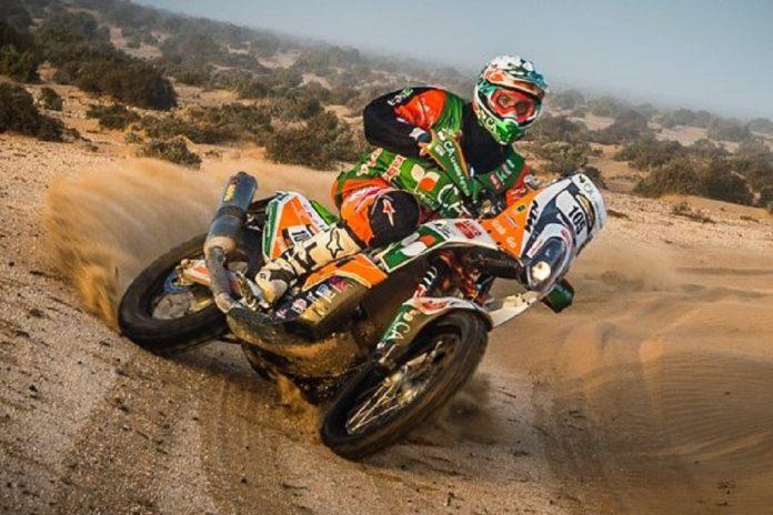 Mário Patrão reforça posição no Morocco Desert Challenge