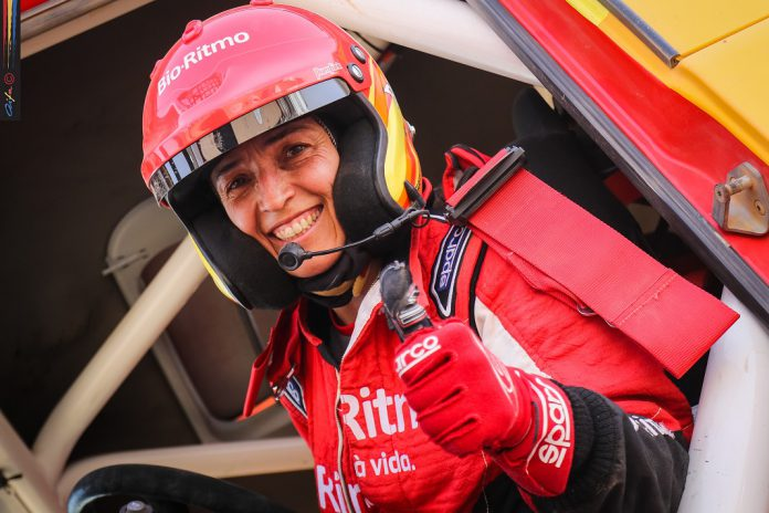 Terceira etapa do Morocco Desert Challenge não favoreceu Elisabete Jacinto