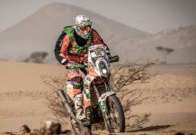Mário Patrão vence etapa no Morocco Desert Challenge