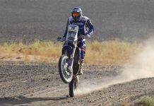 António Maio no Top 5 do Dakar Challenge