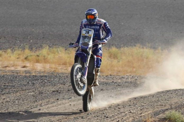 António Maio no Top 5 do Dakar Challenge