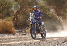 António Maio sobe para segundo no Dakar Challenge