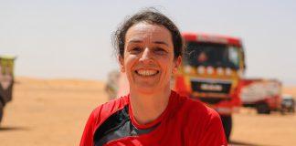Elisabete Jacinto continua a recuperar posições no Morocco Desert Challenge