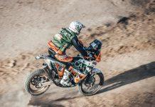 Mário Patrão vence mais uma etapa no Morocco Desert Challenge