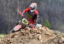Diogo Ventura nos dez melhores na classe E2 em Espanha