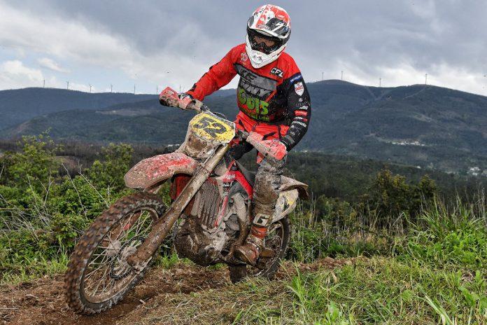 Diogo Ventura vence no Nacional Enduro em Águeda