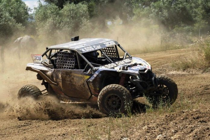Equipa SGS Car Racing lidera Baja TT Reguengos