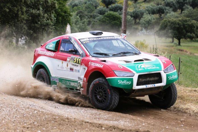 Tiago Reis em Mitsubishi vence em Reguengos