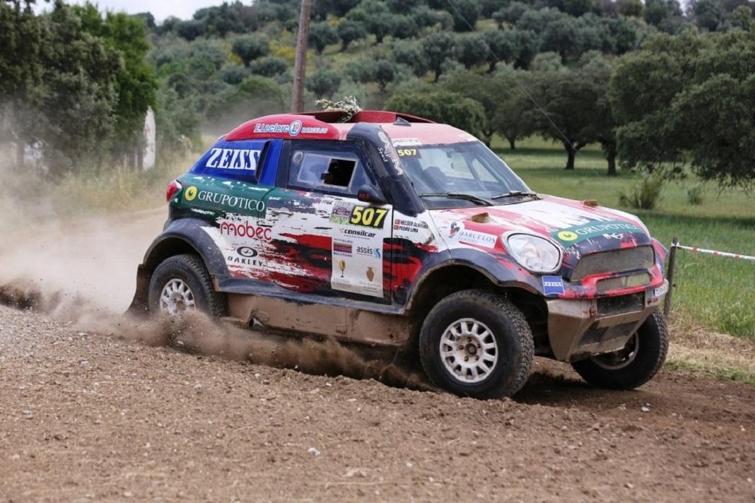 Helder Oliveira/Pedro Pires de Lima no Mini Paceman da Cattiva