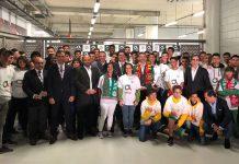 Altice Portugal leva 100 alunos do Desporto Escolar ao jogo Portugal - Argélia