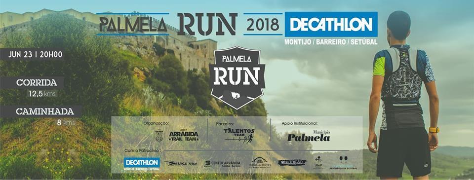 'Palmela Run' passa pelo centro histórico e serra da Arrábida