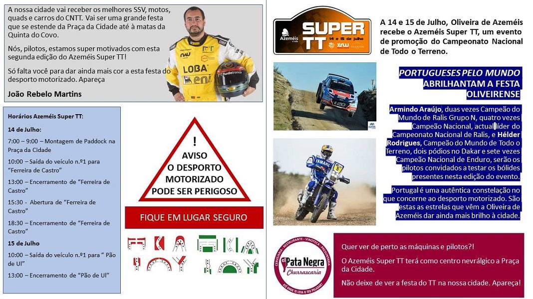 Azeméis Super TT