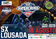 Final Supercross 2018 em Lousada