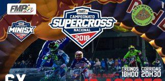 Final Supercross 2018 em Lousada