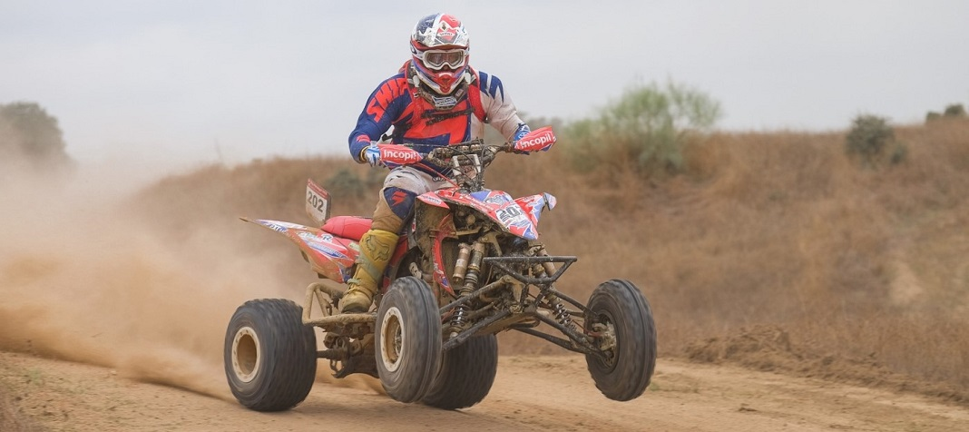 Roberto Borrego vence Baja Portalegre 500