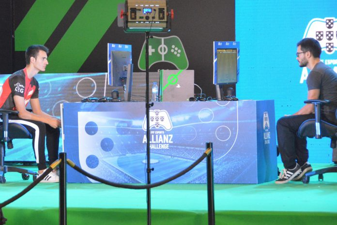 Allianz Challenge na Lisbon Games Week 2018, com prémio de 5 mil euros