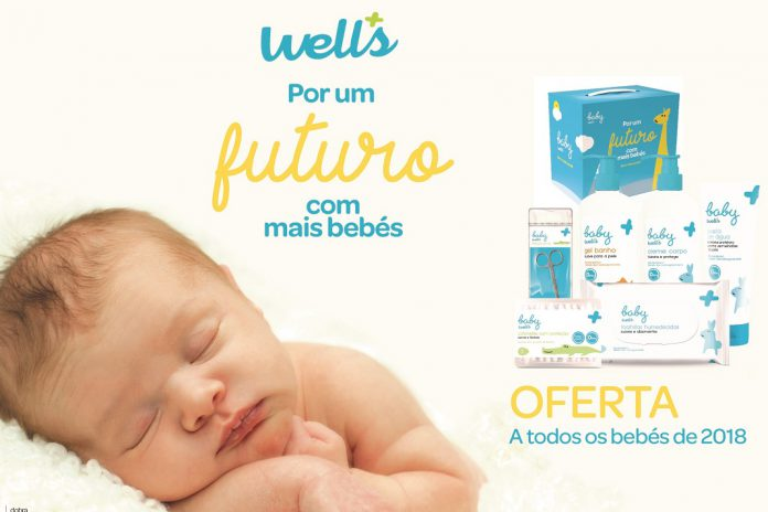 Projeto da well's apoia natalidade com mais de 1 milhão de euros