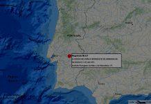 Sismo de 4,9 com epicentro em Arraiolos fez-se sentir hoje em Portugal