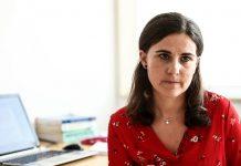 Sílvia Monteiro, do Centro de Investigação em Educação da UMinho