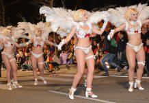 Escolas de Samba desfilaram em Ovar