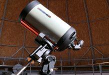 Novo Telescópio da Universidade de Coimbra melhora serviço a visitantes