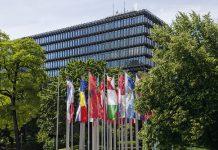 Sede do Instituto Europeu de Patentes.