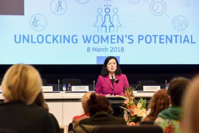 Věra Jourová, Comissária Europeia responsável pela Justiça, Consumidores e Igualdade de Género