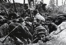 Cerimónias do centenário da Batalha de La Lys