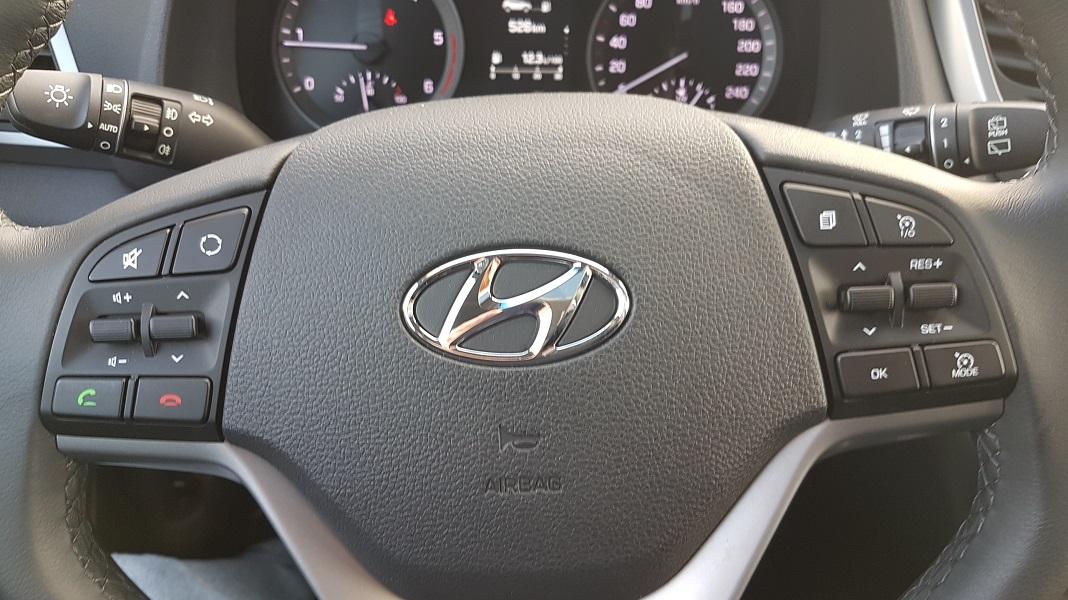 Hyundai Tucson 1.7CRDI 115cv