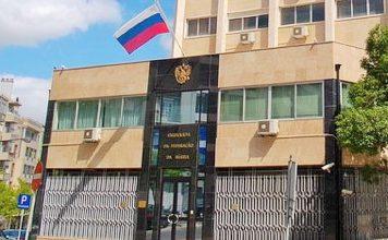Embaixador russo em Lisboa, Oleg Belous, morreu