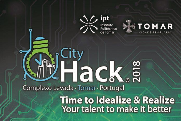 City Hack em Tomar reúne estudantes do ensino superior