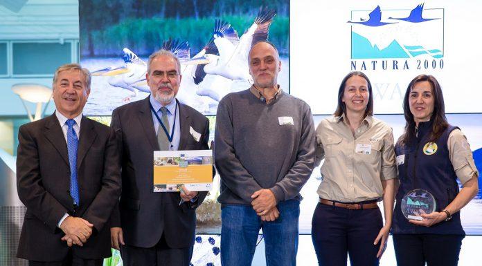 Escola da Natureza vence prémio dos Cidadãos Europeus Natura 2000