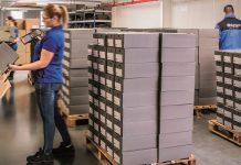 Garland movimenta por ano três milhões de pares de calçado ECCO