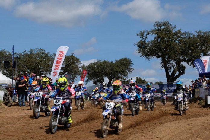 Troféu Yamaha em Évora pela primeira vez