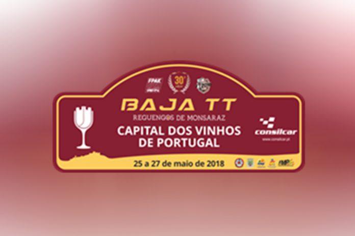 Baja TT Capital dos Vinhos de Portugal, Reguengos, assinala 30 anos