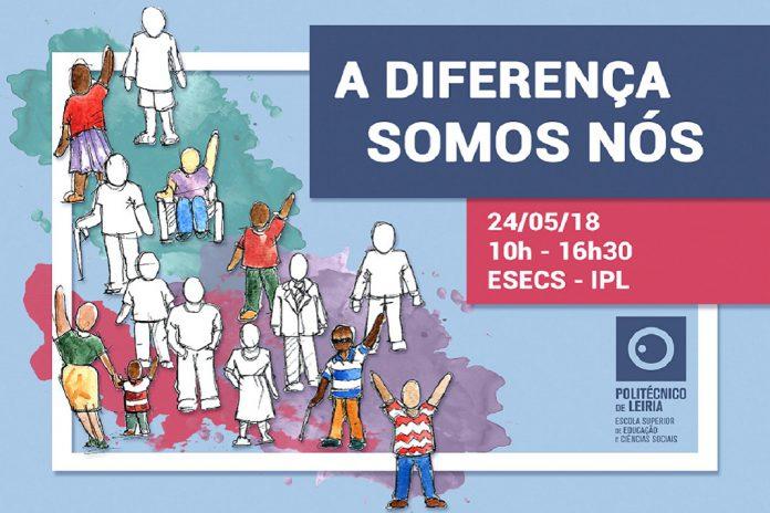 Politécnico de Leiria promove Dia inclusivo 'A diferença somos nós'