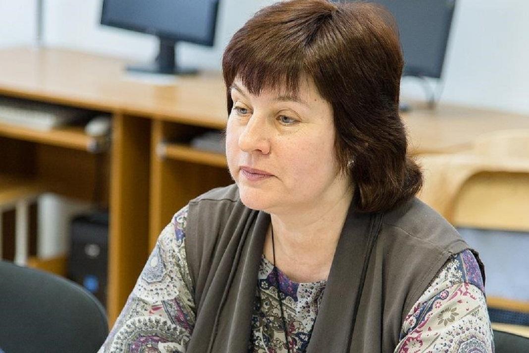 Elena Kharchenko, Universidade Pública de Sul do Ural, em Chelyabinsk