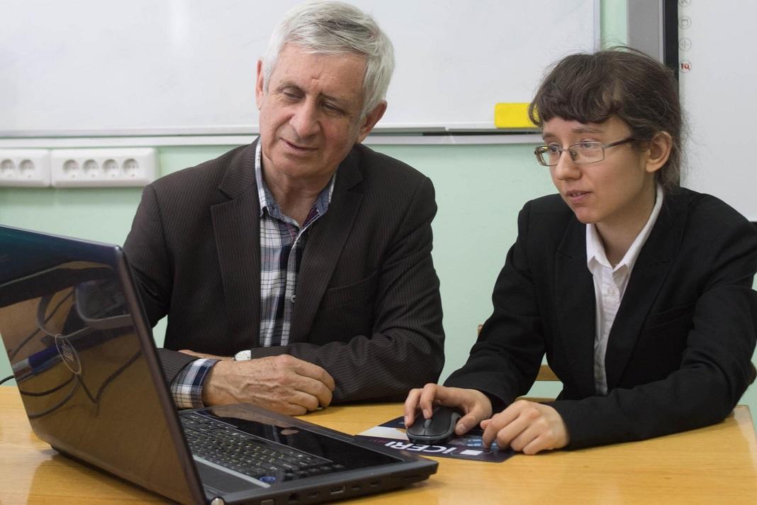 Dmitrii Katsai e Tatiana Isupova, Universidade Pública de Sul do Ural, em Chelyabinsk